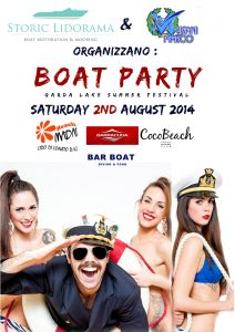 BOAT PARTY Summer Festival