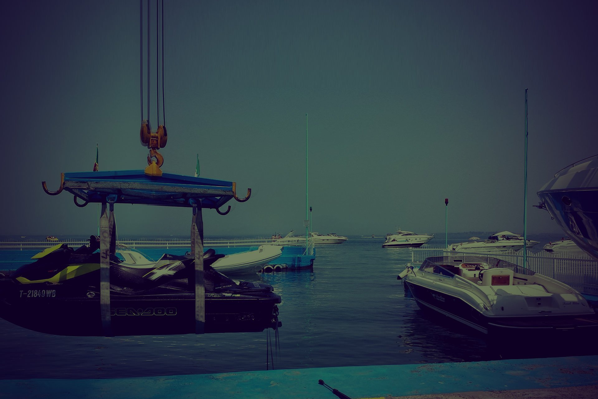 Porto Lago Di Garda Storic Lidorama